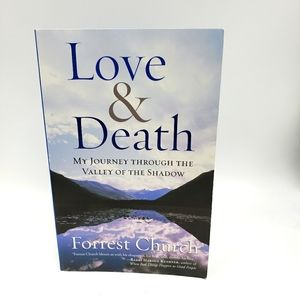 Love & Death Paperback Book Forrest Church